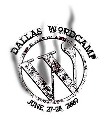 WordCamp Dallas'09 Logo