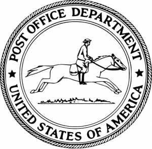 Seal of the Post Office Dept